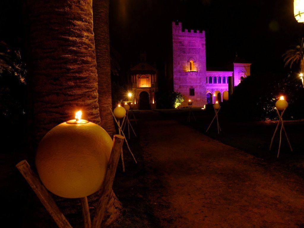 Boda en el Castillo la Moncloa
