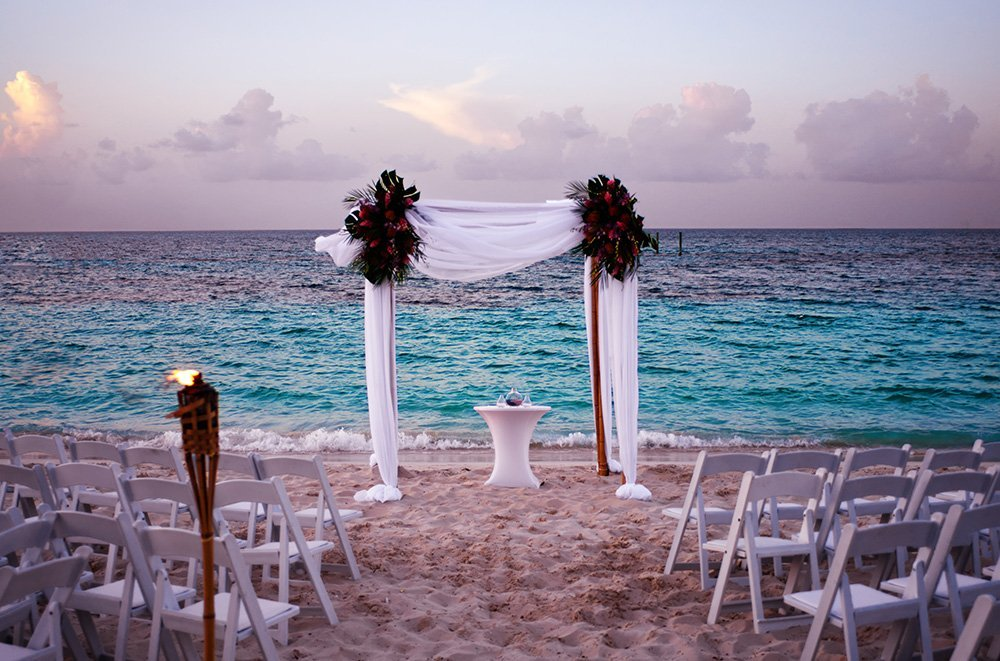 organizacion de bodas en la playa - El blog de Kokko