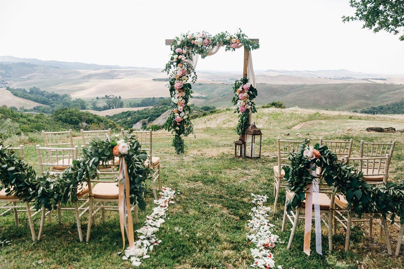 7 Tips para decorar tu boda civil