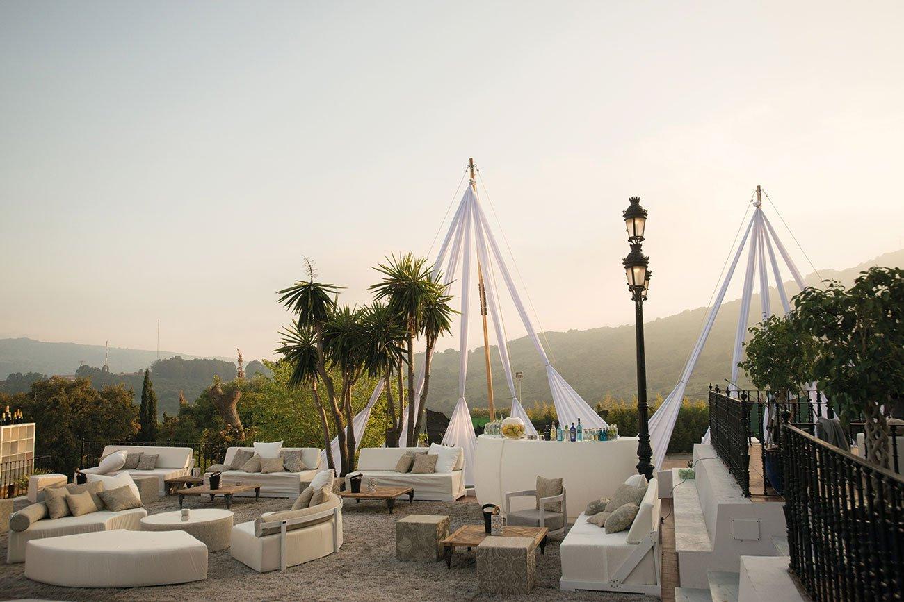 Rincones perfectos para casarte en Málaga