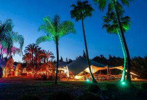 iluminacion para bodas andalucia extremadura kokko 300x205 - Boda en Finca La Cuadra