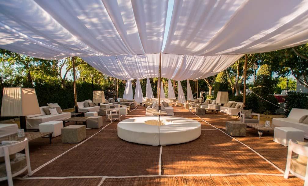 alfombras alquiler bodas eventos extremadura kokko - Alquiler de mesas para boda