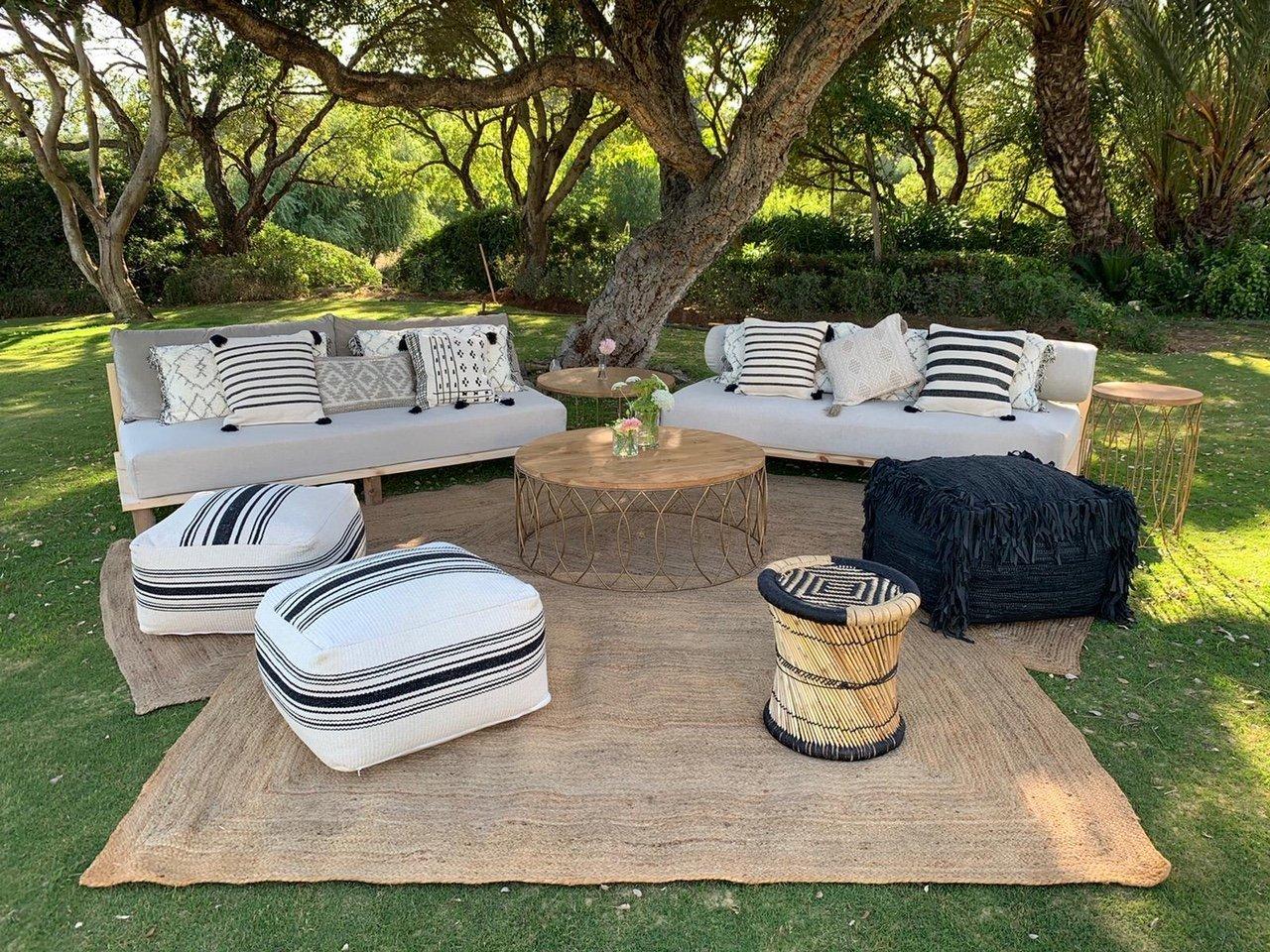 Alquiler mobiliario eventos